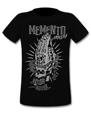 Sourpuss Kustom Kreeps Memento Mori Tattoo Black Goth Punk Mens Tee T Shirt Top