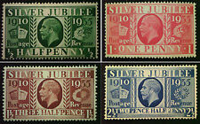 GB 1935 Silver Jubilee Stamps Mint & Used. Choice of Stamps. FREE UK POST