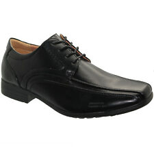 MENS WIDE FIT SMART OFFICE WEDDING SHOES ITALIAN DRESS WORK CASUAL PARTY SIZES