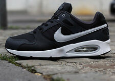 Nike AIR MAX COLISEUM RACER Men's Running Shoes 9.5 10 10.5 13 Black Silver