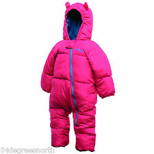 Dare2b Bugaloo Babies Childs All In One Snowsuit - Padded 0-6 mths to 3-4 yrs