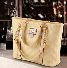 2014 Women Leather Handbag Purse Bags Chain Shoulder Bag Vintage Fashion Totes