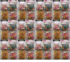Bulk buy 28800 Loom Bands 48 refill bags of 600, 1152 x S clips, 48 x hooks