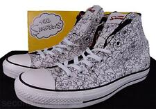 Converse The Simpsons TOWN (Black/White) Chuck Taylor All Star Sneakers 145286F