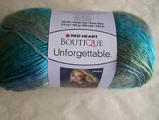 Red Heart Boutique Unforgettable Yarn 1 sk choice/color