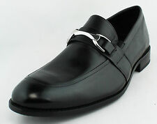 Stacy Adams Mens Black Pickford Penny Loafer Slip On Dress Formal Shoes $85 New