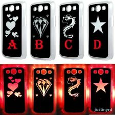 1x New Calling Sense Flash Light LED Change Case Fit For Samsung Galaxy S3 I9300