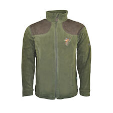 Percussion Embroidered Desgin Fleece Jacket  BRAND NEW Hunting Shooting 1562