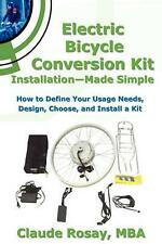 NEW Electric Bicycle Conversion Kit Installation - Made Simple (How to Design, C