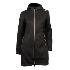 Campagnolo 3a26046 Rv Knitted Coat Jacket With Softshell Women's Warm Brown