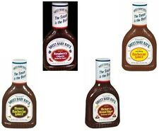Sweet Baby Ray's BBQ Barbeque Sauce - 2 Bottles