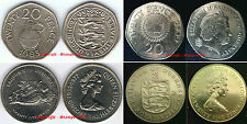 GUERNSEY 20p 20 25p 25 Pence Coin Hunt. Choose your item Supplied in Coin Wallet