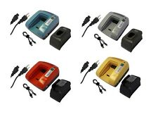 12V Fast Charger For Bosch NiCd NiMh Battery 2607335415 2607335416 2607335429