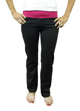 Kirkland Signature Women's Jacquard Yoga Pant w/ Zippered Pocket NWT