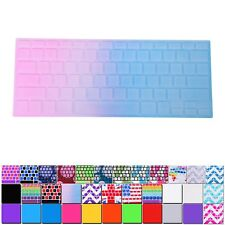 """Silicone Keyboard Skin Cover Film For Apple Macbook Pro Retina & Air 13"""" 15"""" 17"""""""