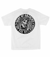 METAL MULISHA SONS OF ANARCHY SOA STAMP REAPER SCYTHE GRIM BIKER T SHIRT S-2XL