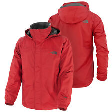 THE NORTH FACE M RESOLVE HERREN JACKE RAGE RED T0AR9TP3D OUTDOOR REGEN WINDJACKE