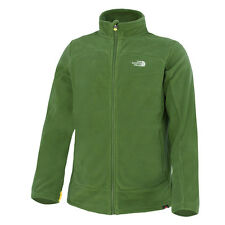 THE NORTH FACE MEN 100 GLACIER FULL ZIP FLEECE JACKE SCALION GREEN T0A6KXH7F