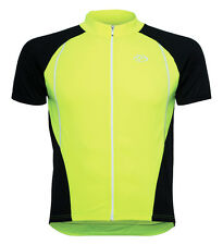 Primal Wear X1 HiViz Cycling Jersey Men's Short Sleeve High Visibility bicycle