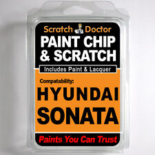 HYUNDAI SONATA TOUCH UP PAINT Stone Chip Scratch Repair Kit 2002-2007