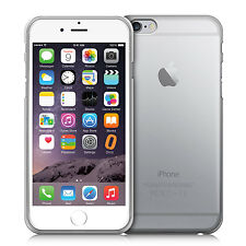 100% CRYSTAL CLEAR HYDRO GEL CASE SKIN FOR iPHONE 6 PLUS + FREE SCREEN PROTECTOR