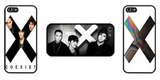 Indie Rock Brit The XX iPhone 4 4s 5 5s 6 Samsung S3 S4 S5 HTC Sony Case Cover