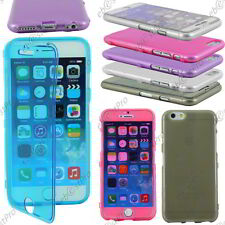 Housse Etui Coque Portefeuille Silicone Gel TPU Apple iPhone 6 4,7""