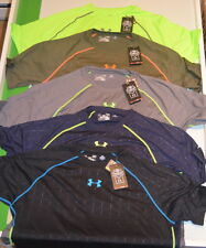 Men's Under Armour NFL Combine Authentic Training T-Shirt 1243224 NEW W TAGS