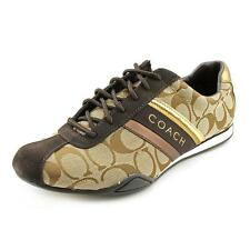 Coach Jayme Womens Textile Sneakers Shoes Used
