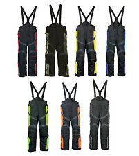 Men's Mossi Mantis Snowmobile Bibs Snow Pants Winter Weatherproof Waterproof