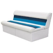 "Wise Pontoon Boat 55"" Lounge bench  marine party Seat pick your color"