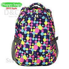 Multifunction/Practical Mummy Bag Baby Bag Diaper Nappy Bag backpack Travel Bags