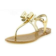 BCBGeneration Demee Thongs Sandals Shoes Used