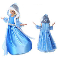 Frozen Dress Elsa & Anna For Girl 2014 Princess Dresses Children clothing 4T -12