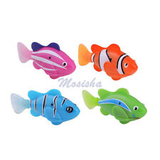 Swimming Robo Fish Water Activated Battery Powered for Toy Childen Kids Pet Gift