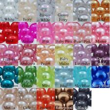 4mm Flat Back Pearl Rhinestone Scrapbooking/Card Making/Wedding Invitation