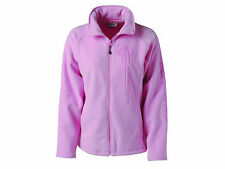 Woman's Corvette Fleece Full Zip Jacket Pink