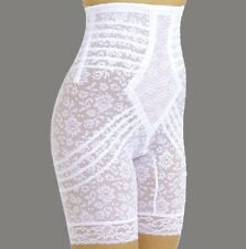 Rago 6207 High Waist Extra Firm  Panty Shaper with Garters