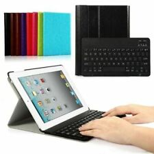 Detachable Keyboard For Apple  iPad 2017 iPad 2 3 4 /MINI/AIR New Foldable Case