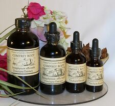 COMFREY ROOT Tincture Extract ~ analgesic ~ healing ~ tonic ~ Multiple Sizes
