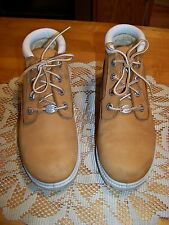 Timberland Womens Waterproof Suede Leather Work Boots Size 6.5