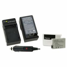 LP-E8 Battery & Car Home Charger For Canon Rebel T5i T4i T3i T2i EOS 550D 600D