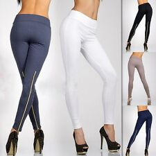 Winter Collection Warm Thick Full Length Cotton Leggings Pants All Sizes 4-18 FR
