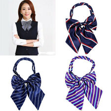 Fashion Women Lady Girls Necktie Bow Knot Tie Cravat Casual Party Banquet Bowtie
