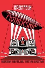 New The Mothership Led Zeppelin Poster