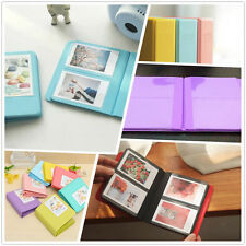 New 64 Grid Album Case Storage For Polaroid Mini Film Size Photo FujiFilm Instax