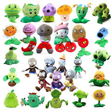 2015 New Teddy Cartoon Doll PLANTS vs. ZOMBIES Game Fans Kids Favorite Soft Toy