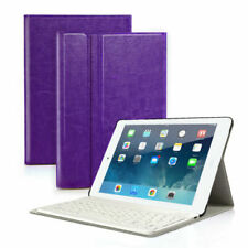 PU Case Cover Shell Bluetooth Wireless Keyboard Stand for iPad Air 1/Ipad 2017