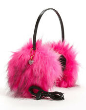 Juicy Couture Earmuffs Wired Tech New $88 'pick design'