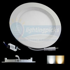 3W/6W/9W/12W/18W/ Dimmable Trim CREE LED Recessed Ceiling Panel Down Light E1A